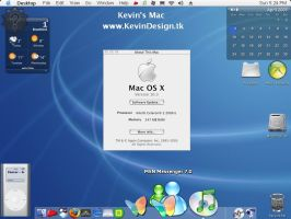 Mac Emulation by KevinDesign