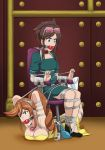 Two Chairties by D-Mizton