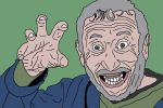 Michael Rosen by SoftieNinja