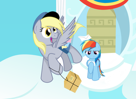 Mail For You by DhilieDale