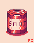 Soup Can by PixelCod