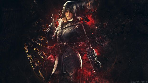 Assassins Creed Syndicate Evie Frye Wallpaper by TheSyanArt