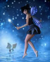 Glimmers of Stardust by RavenMoonDesigns