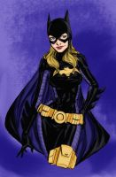 Stephanie Brown: Batgirl by lucybianchi