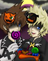 :Sweet Treat of Halloween '10: by Destiny-XIII