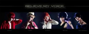 UtaPri: Believe my voice by mellysa