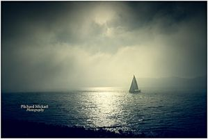 Sailboat by MPlichard