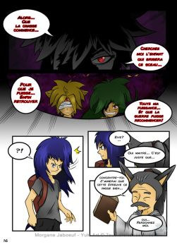 Link Adventure page 16 - The Prologue by YukiArtOfficiel