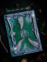 Silver Ferns Celtic Journal by Gwillieth