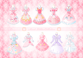 Sweet Lolita Collection by Neko-Vi