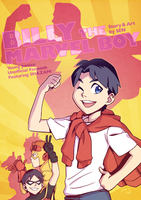 Billy the Marvel Boy by Sii-SEN