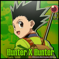 Hunter X Hunter Profile Picture by zFlashyStyle