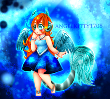 Nightriver the water goddess by AngelKitty1708