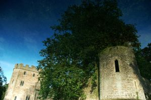 Gate House and Bastion by EarthHart