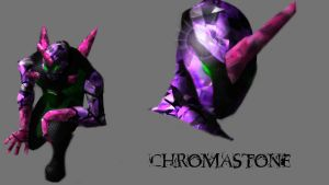 Real Life Chromastone by XxdrummerxX