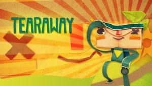 Tearaway PS VITA wallpaper by GYNGA
