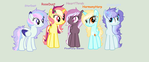 Main 5 by StarDust-Adoptables