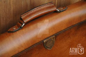 Brown 2 by Blackthornleather