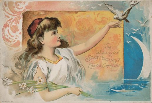 Victorian Advertising - Lady Moon's Day Dream by Yesterdays-Paper