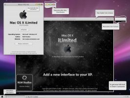 Mac OS X iLimited -2nd Preview by NLM-Studios