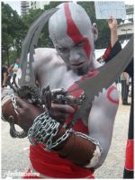Kratos - Good Of War by darktenabre
