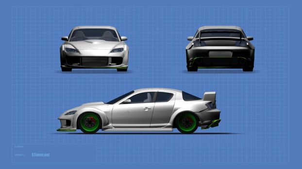 Mazzys RX8(Sorta Gift) by RRTBXPPG2015