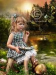 Sorrounded by magic by CindysArt