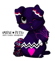 Nikkicub - Aconite ii by Muse-Pets