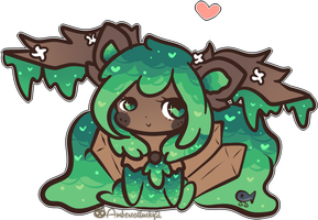 Antheia SRP Sticker Cheeb by Ambercatlucky2