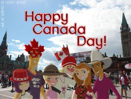 Happy Canada Day 2011 by daanton
