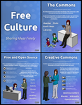 Free Culture Posters by doctormo