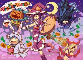 Halloween by L-A-B-O