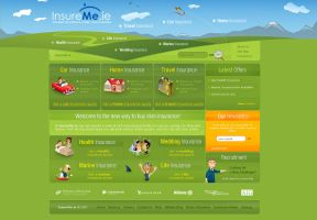 insurances by bratn by webgraphix