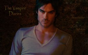 Ian Somerhalder Wallpaper by Lauren452