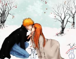 Ichihime: Winter Warmth- V2 by twix10