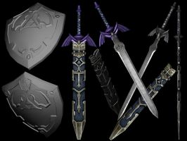 Mastersword Oblivion Version by Chief-01
