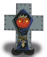 Halloween The Crucified by Cold-Creature
