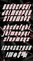 Redpower Download Free Fonts by Designslots
