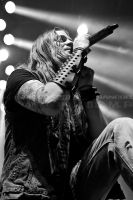 Stu Block - Iced Earth by sicmentale