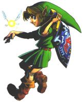 Kid Link of Majora by ToonKidLink