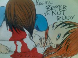 Kiss It All Better by EchelonxAnna