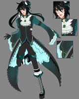 AUCTION Adoptable : Lolita Princu (CLOSED) by Akinyon