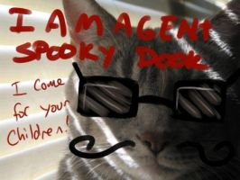 agent spooky dook PHEAR by Centi