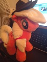 Apple Jack Plush by Revilynn