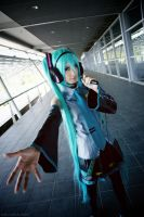 H.Miku: Soul to the Universe by farizasuka