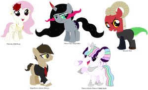 Shipping Foals Batch 1 *Closed* by ShiptasticThree