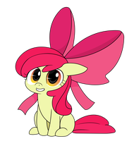 Apple Bloom (EXTREME BOW EDITION) by zapsnapples