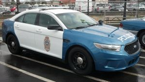 2014 Raleigh Ford Police Interceptor by benracer