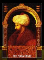Fatih Sultan Mehmed by turkpanzer