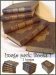 Old Books - Image Pack by nightgraue